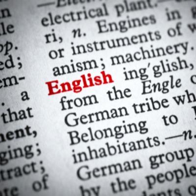 English defined 400 X 400