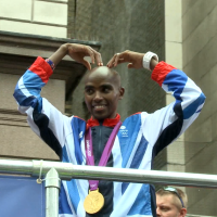 Mo Farah, Team GB and immigration
