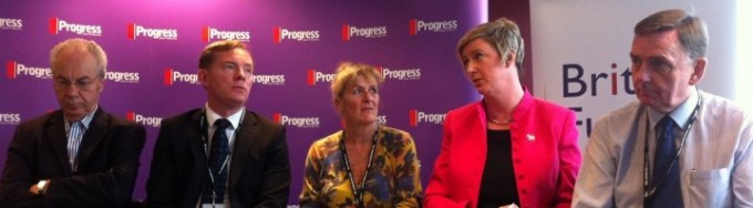Migration debate at Labour Party fringe