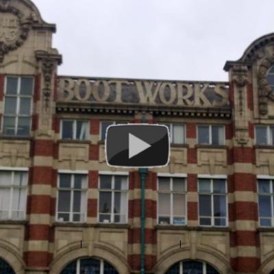 A video about Northampton's shoe industry