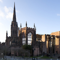 St Michael's Cathedral in Coventry