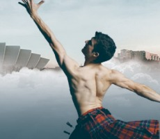Highland Fling, Scottish Ballet. Photo: Scottish Ballet
