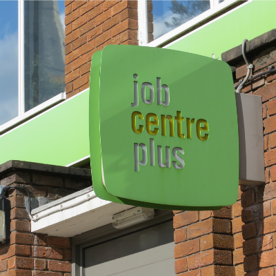 Job Centre Plus. Photo: HelenCobain