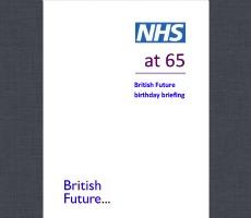 NHS at 65