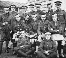 Photo: First world war soldiers