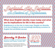 Englishness festival small