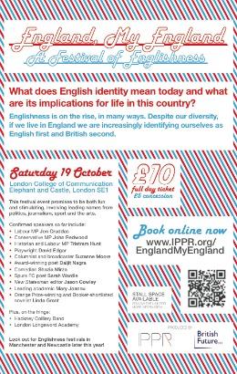 Englishness festival