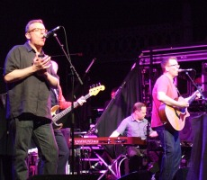 The Proclaimers performing live. Photo: James Cridland