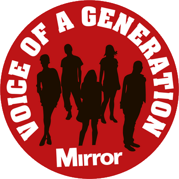 Voice of a Generation logo