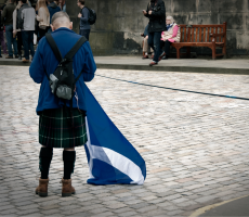 Scottish independence. Photo: maria_navarro_sorella