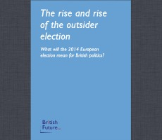 Rise of outsider election report