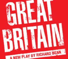 Great Britain play. Photo: National Theatre