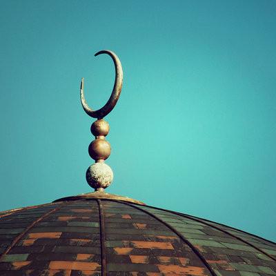 London Central Mosque. Photo: AwayWeGo210 via Flickr