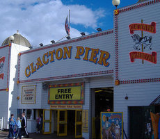 Clacton Pier. Photo: Flickr via Paul Dennis