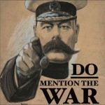 Do Mention The War (400x400)