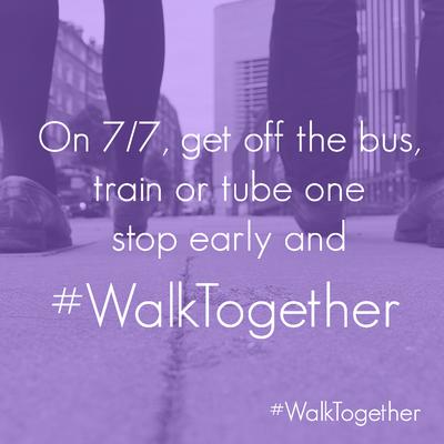 #WalkTogether 400x400