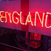England neon