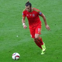 Wales star man, Gareth Bale. Picture: Jon Candy