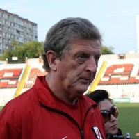 England manager Roy Hodgson. Picture: Alexandra Savicheva