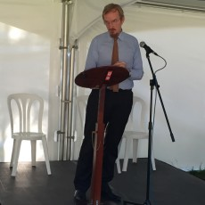 Dr Timothy Winter, Cambridge University, at British Future's 'A Very English Islam' event Sept 2016