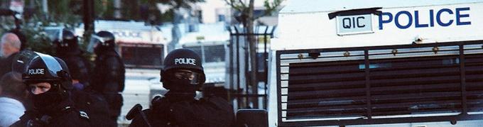 Belfast riots, Northern Ireland