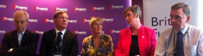 Migration debate at Labour Party fringe
