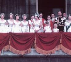 Coronation of Queen Elizabeth II. Image:  BiblioArchives / LibraryArchives