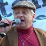 David Jason as Del Boy, our English comedy charcter, Photo: Crystal Hendrix Hirschorn