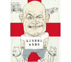 Lionel Asbo, Martin Amis. Photo: Amazon UK
