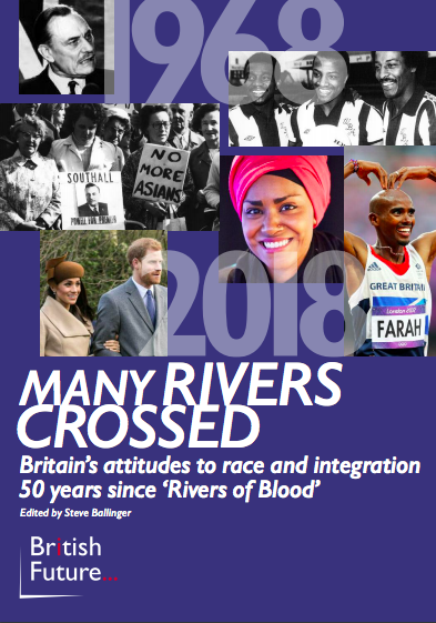 Many rivers crossed: Britain's attitudes to race and integration 50 years since 'Rivers of Blood'
