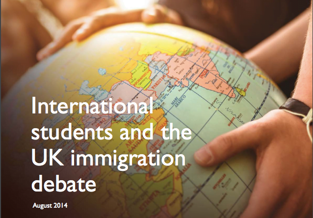 International students and the UK immigration debate