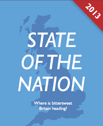 State of the nation: Where is bittersweet Britain heading?