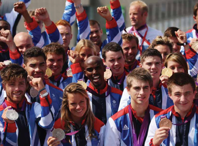 Team GB: How 2012 Should Boost Britain