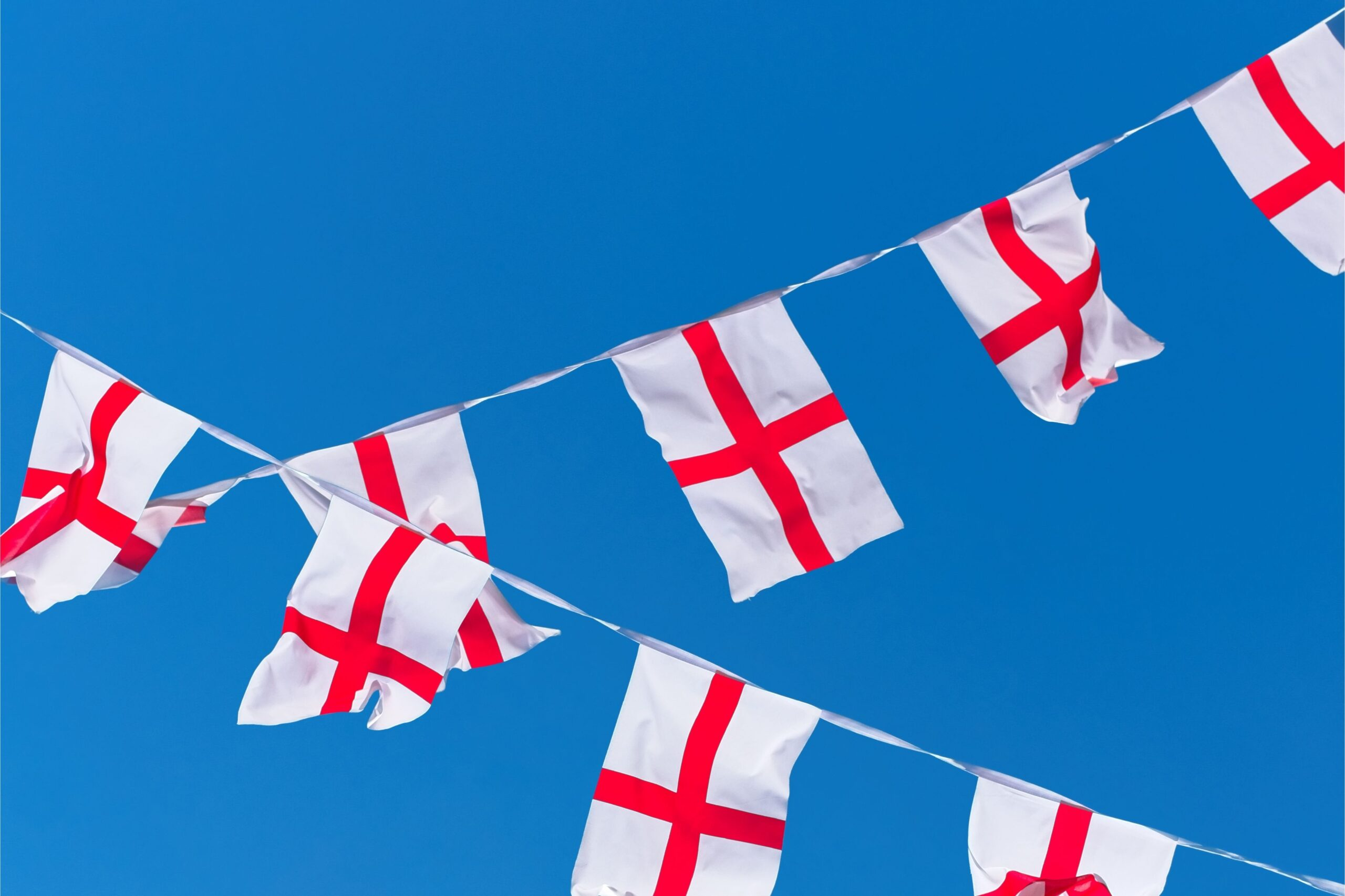 St George's Day not celebrated equally, poll finds