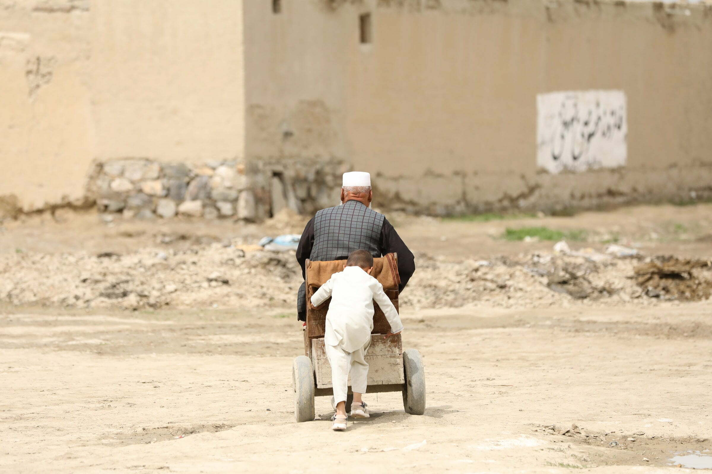 Protecting Afghan refugees