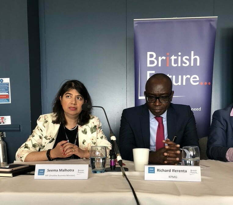 Labour conference fringe report: race equality and business